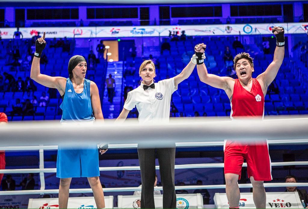 2016年世界女子拳擊錦標賽-1